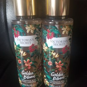 Victoria  Secret Golden Bloom Mist
